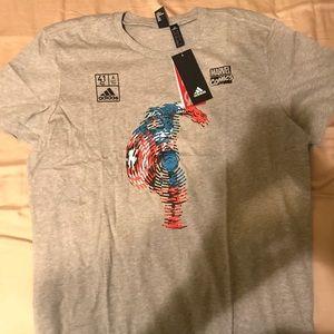Marvels Captain America x Adidas